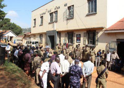 Old Kampala Police HQ